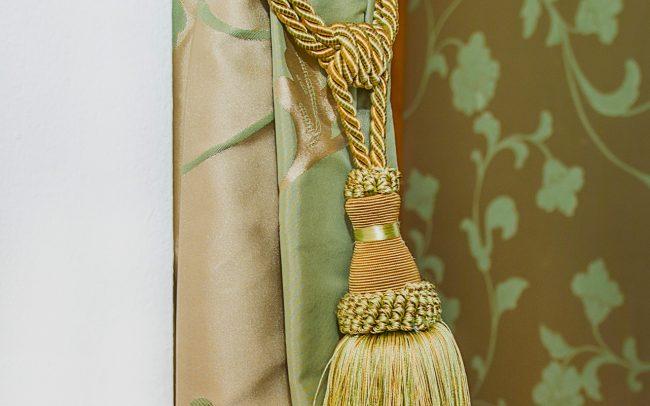 Edle Vorhänge | Erstklassige Textilien | Beschattung
