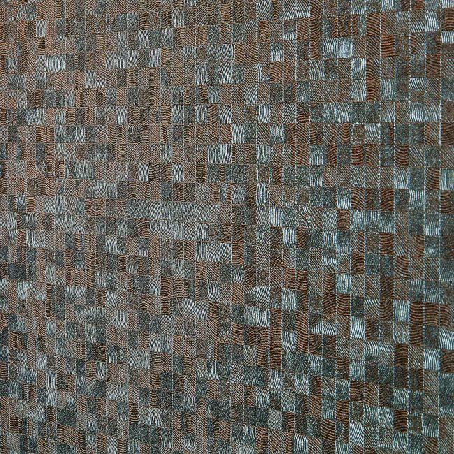 Wandtapete mit Mosaik