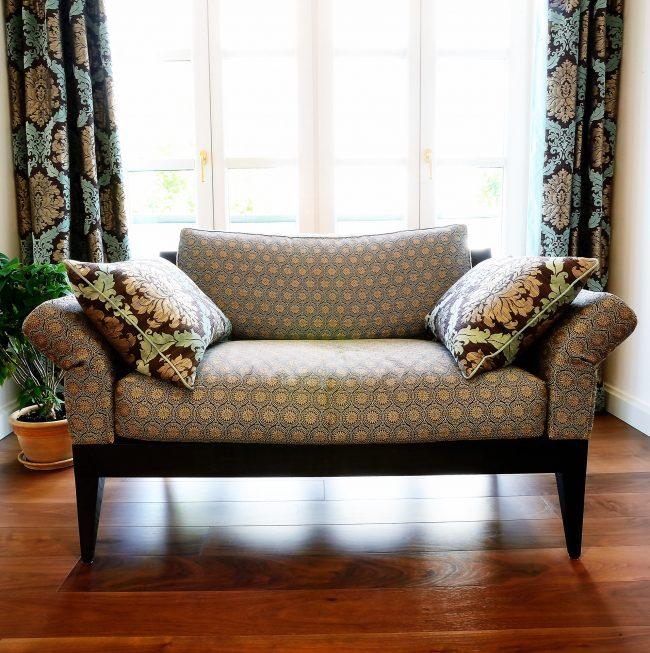 Hochwertige Polstermöbel | Edle Textilien | Polsterei Völkl