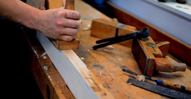 Traditionelle Handwerkskunst | Schreinerei