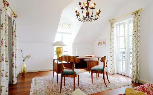 Edle Büromöbel | Traditionelles Handwerk | Büro