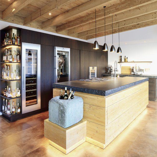 Edle Küchen, voll ausgestattet